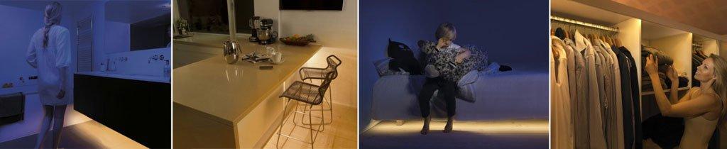 мебельная подсветка купить фото