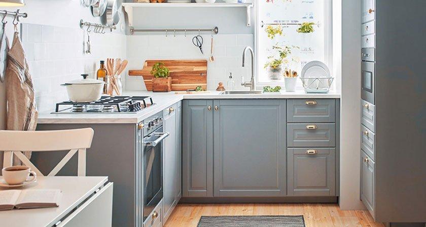 идеи для маленькой кухни фото