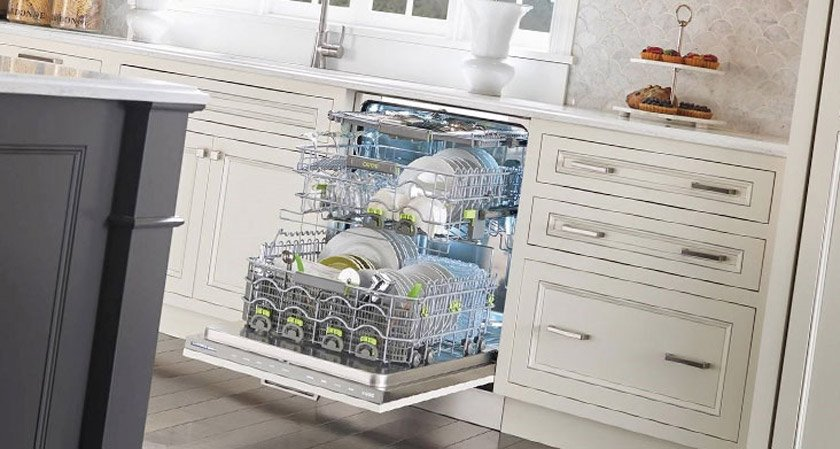Как правильно выбрать посудомоечную машину встраиваемую фото