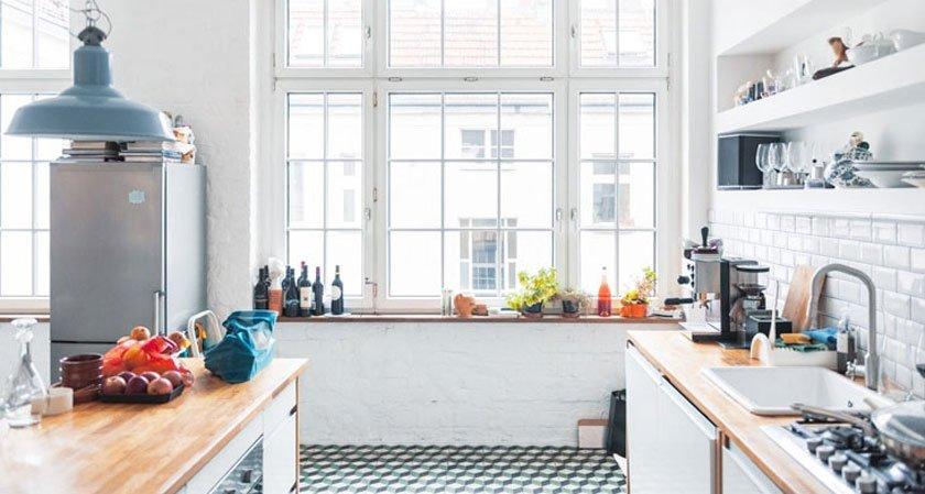 как украсить кухню фото