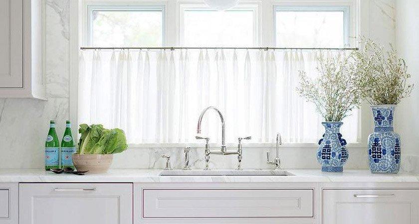 Какие шторы выбрать на кухню фото