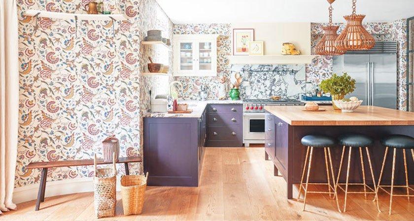 какой цвет кухни лучше выбрать фото