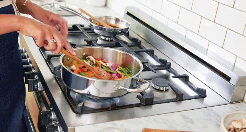 виды плит для кухни фото