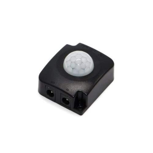 Датчик движения 12 V (вольт) PIR-05: черный, 8A, тип — регулируемый фото
