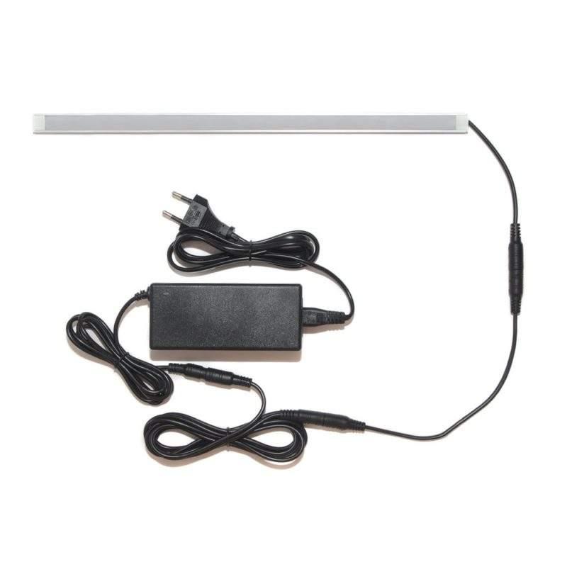 линейный светильник для кухни под шкафы фото