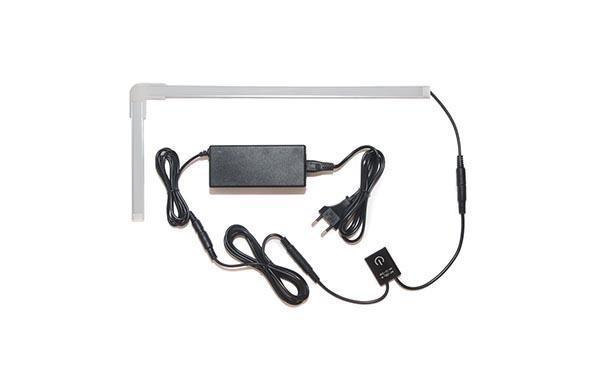 Подсветка для угловой кухни с выключателем «Взмах руки»: лента Premium в профиле