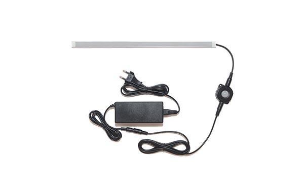 Универсальная подсветка с датчиком движения: лента Premium в профиле