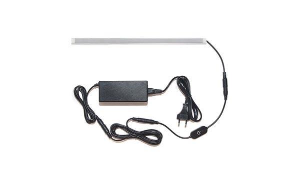 Универсальная подсветка с сенсорным выключателем: лента Premium в профиле