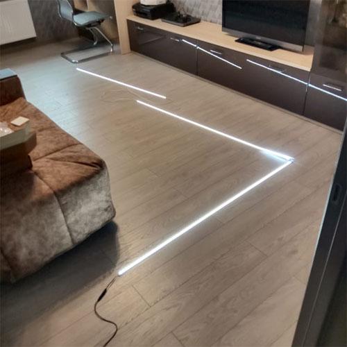 Сборка и проверка подсветка для кухни под шкафы фото